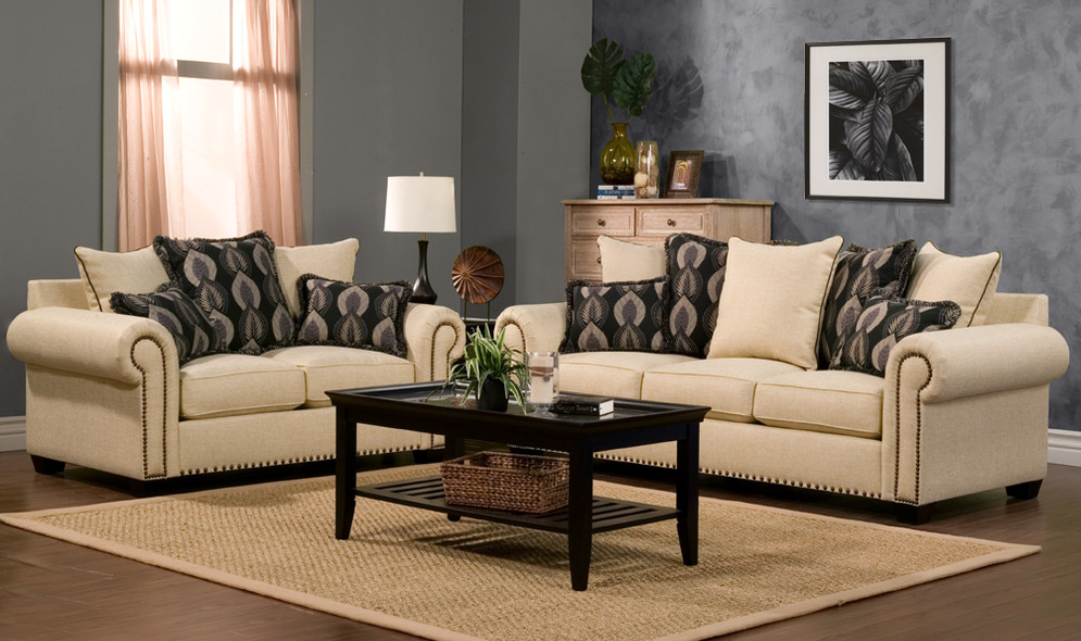 sofa loveseat the imperial furniture. Black Bedroom Furniture Sets. Home Design Ideas