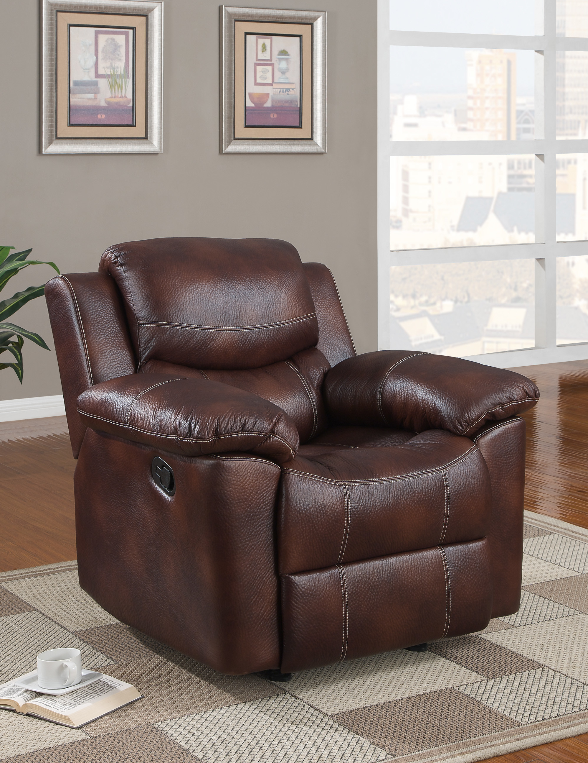 and by three extra double flat way wide wolf lay seat recliner catnapper products furniture with