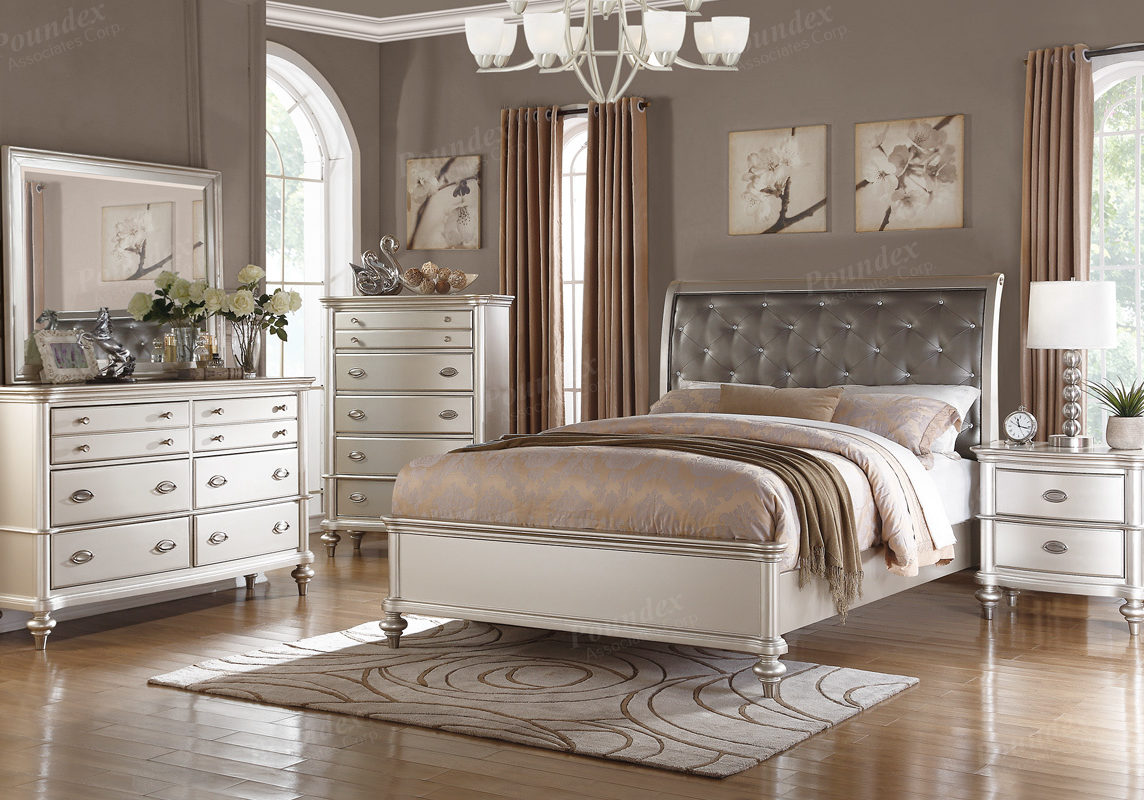 Queen Bed The Imperial Furniture